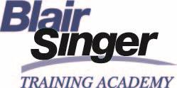 Blair Singer Training Academy
